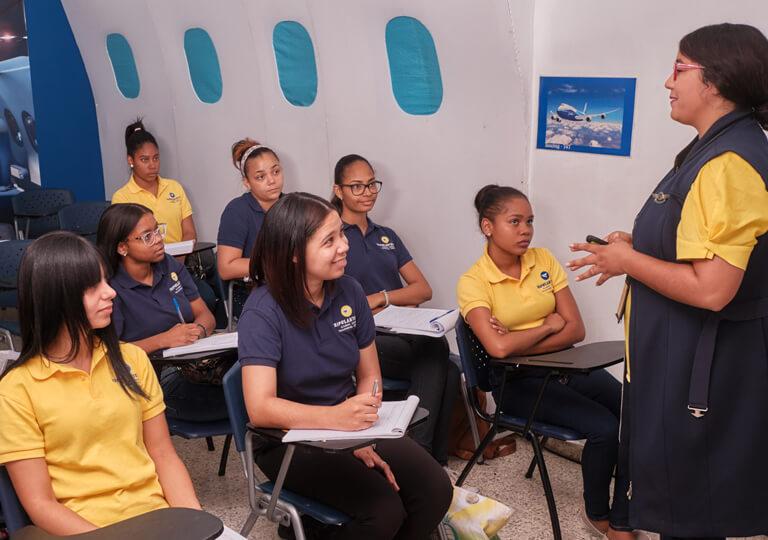 República Dominicana y Miami Tripulantes de Cabina
