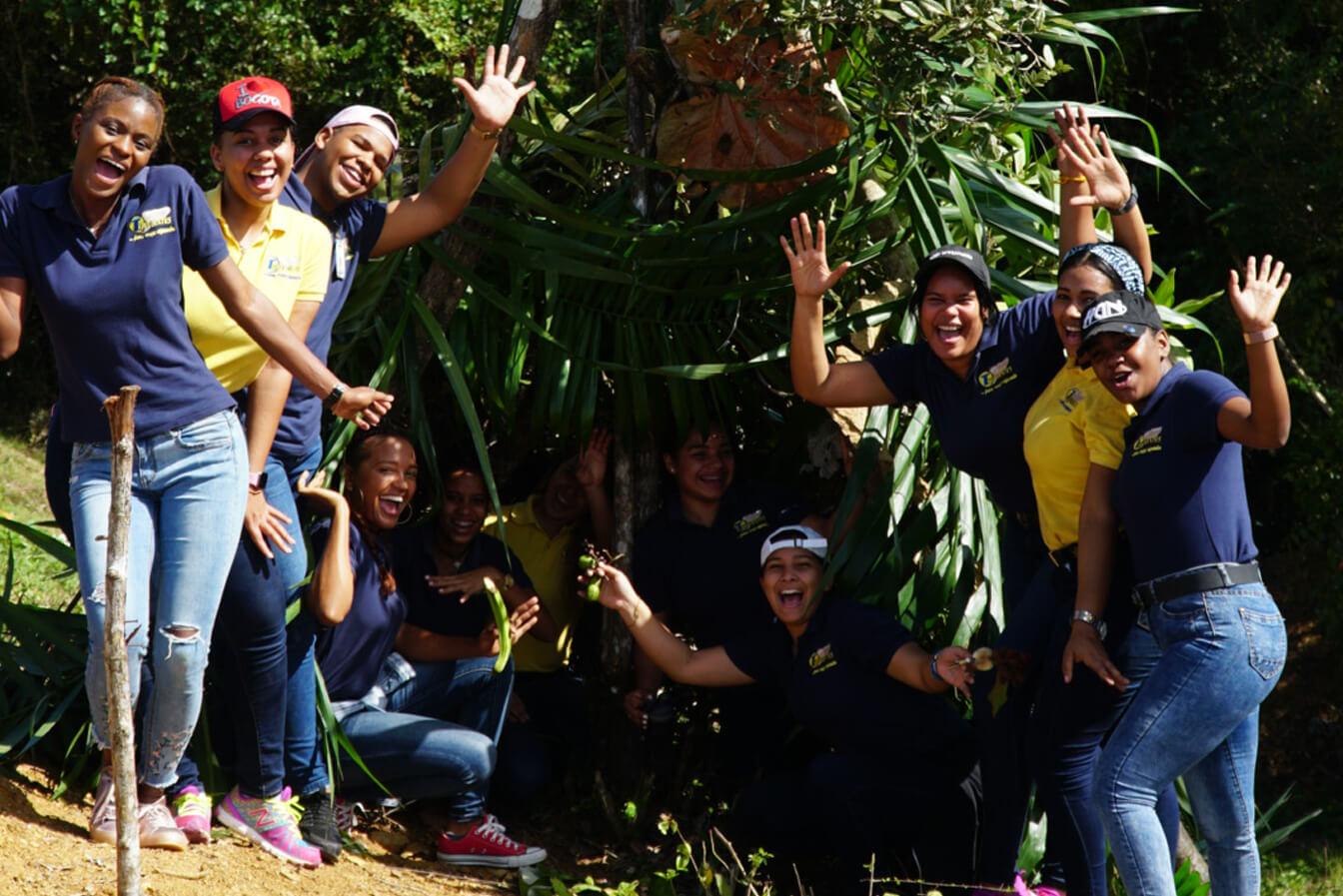 Azafatas en Santo Domingo