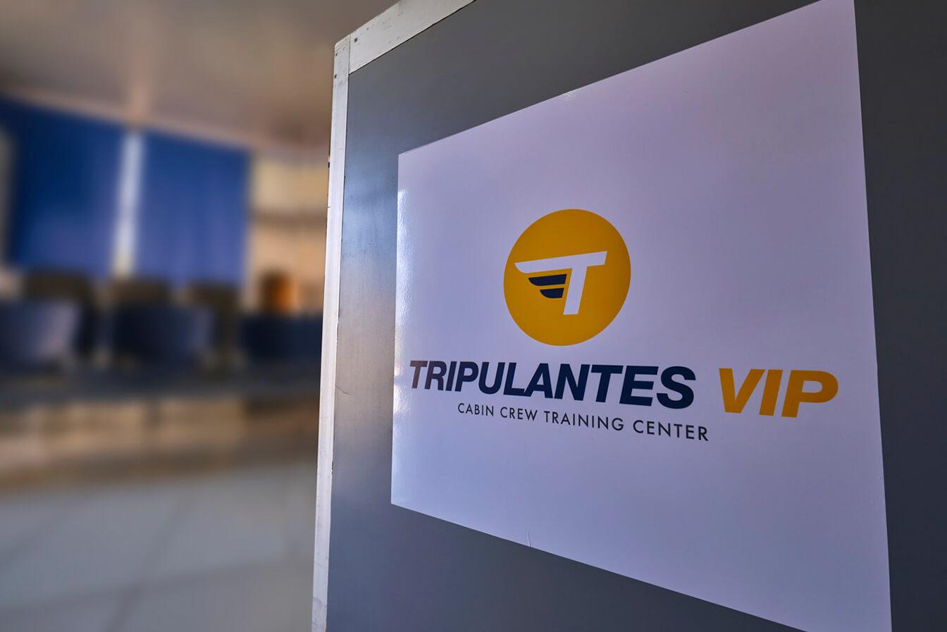 Tripulantes VIP
